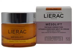 Lierac Mesolift Vitamin Enriched Melt-In Creme Διόρθωση Κούρασης 50ml