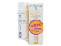 Helenvita ACNormal Rebalancing Emulsion 60ml & ACNormal Cleansing Gel 100ml