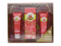 Roger & Gallet Fleur De Figuier Eau de Parfum 100ml & Shower Gel 50ml & Body Lotion 50ml
