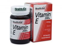 Health Aid Vitamin E 200iu 60 κάψουλες