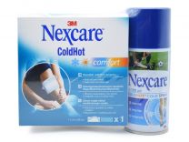 3M Nexcare ColdHot Comfort 11cm x 26cm  2in1 & Cold Spray 150ml