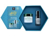 Apivita 40's Birthday Bee Radiant Light Texture Set
