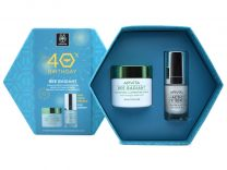 Apivita 40's Birthday Bee Radiant Rich Texture Set